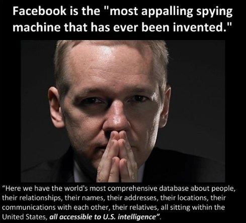 Assange by HackNewsEU