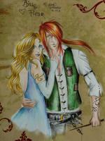 Bill and Fleur - Real Love by FarrahPhoenix