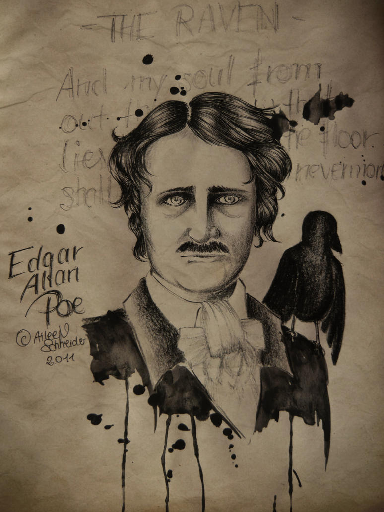 an analysis of the suspense and vivid imagery found in edgar allan poes stories