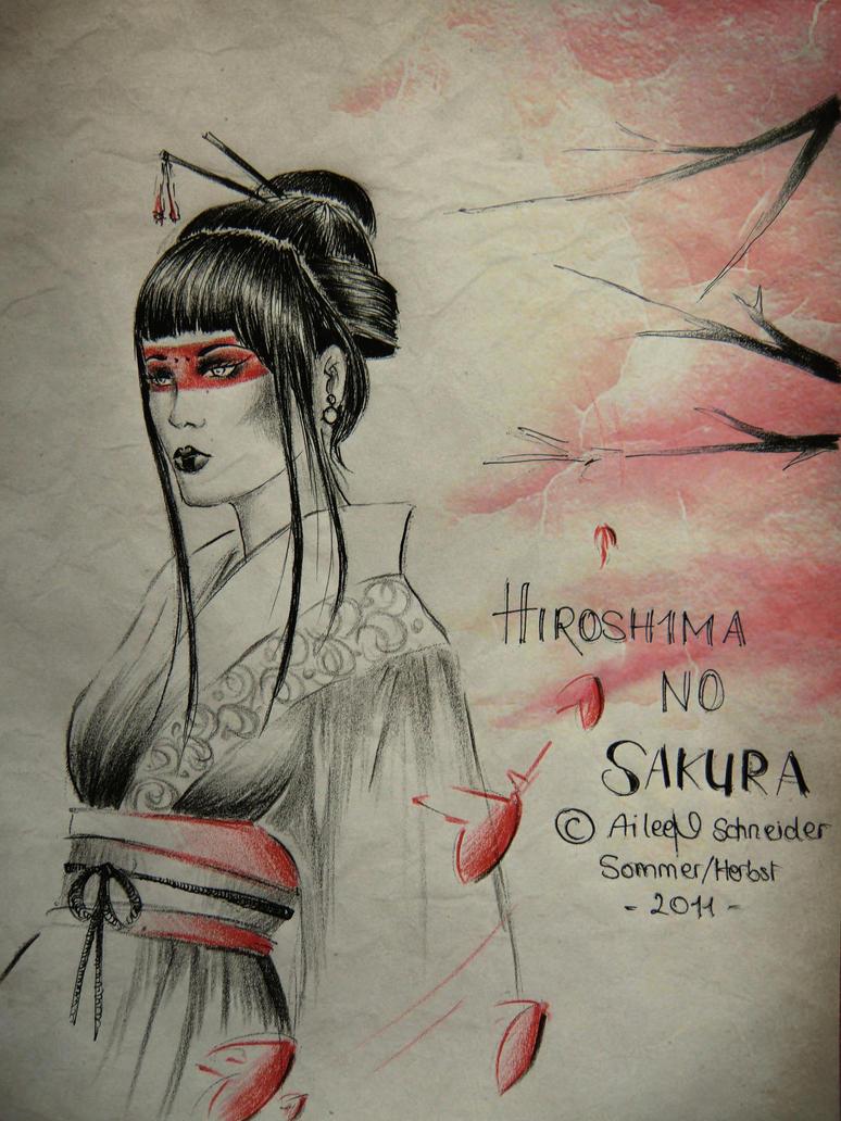 Hiroshima no Sakura by FarrahPhoenix