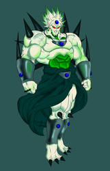 Omega Broly by bbbhyt