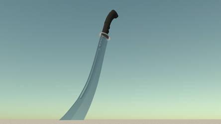 Honshu Sleek War Sword by bbbhyt