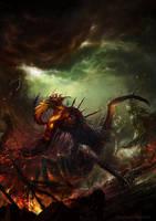 joy of battle