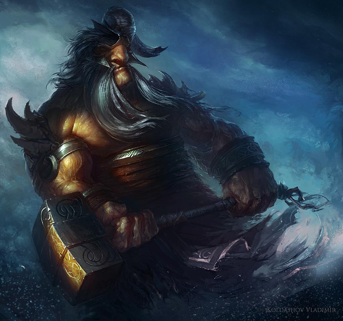 Dwarf by VeResk0o