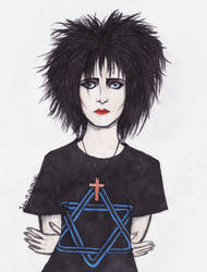 Siouxsie Sioux by J-laura