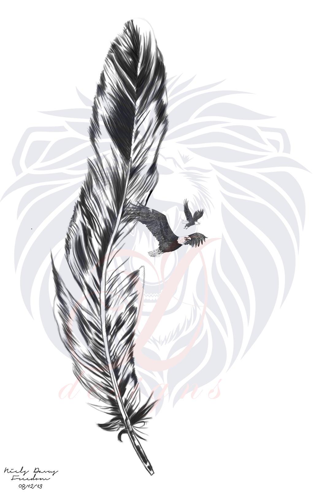 Freedom tattoo designs for Freedom tribal tattoos
