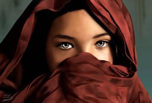 The Veiled Girl
