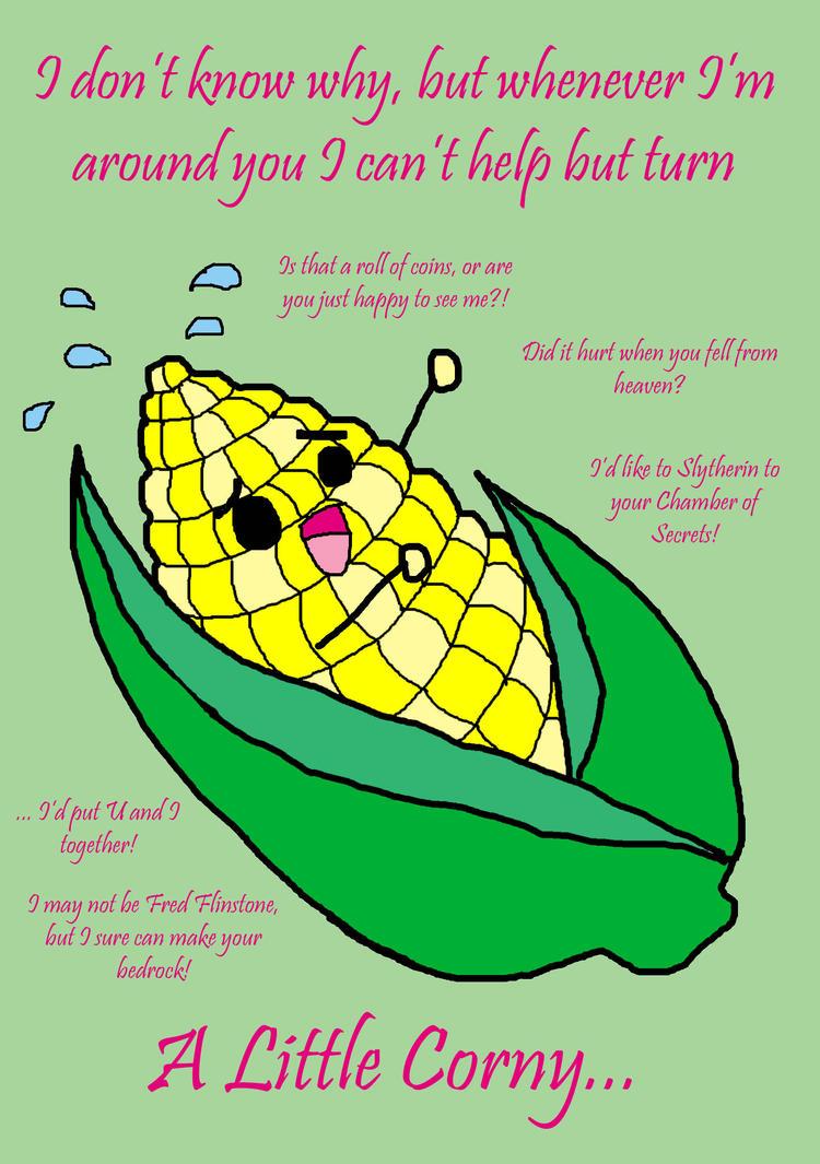 Corny Valentines Day Card By Moxximillion ...