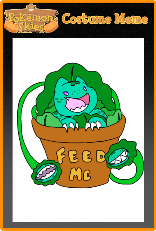 Feed me! by Moxximillion