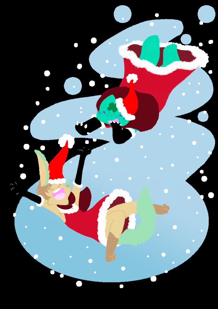 PKMNS: secret santa by Moxximillion