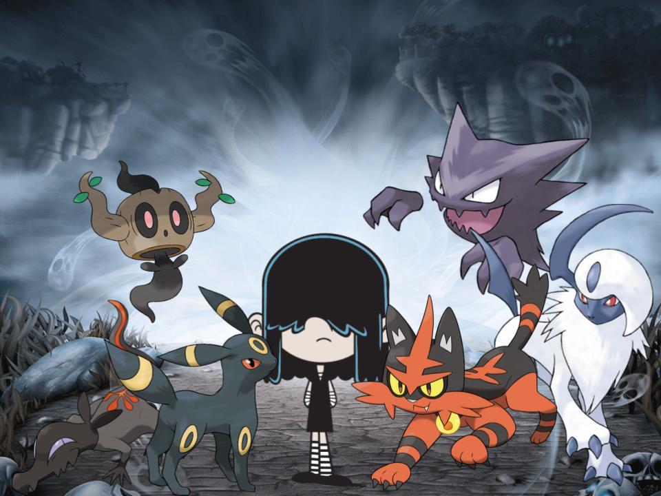 Lucy's Alola Pokemon by magmon47