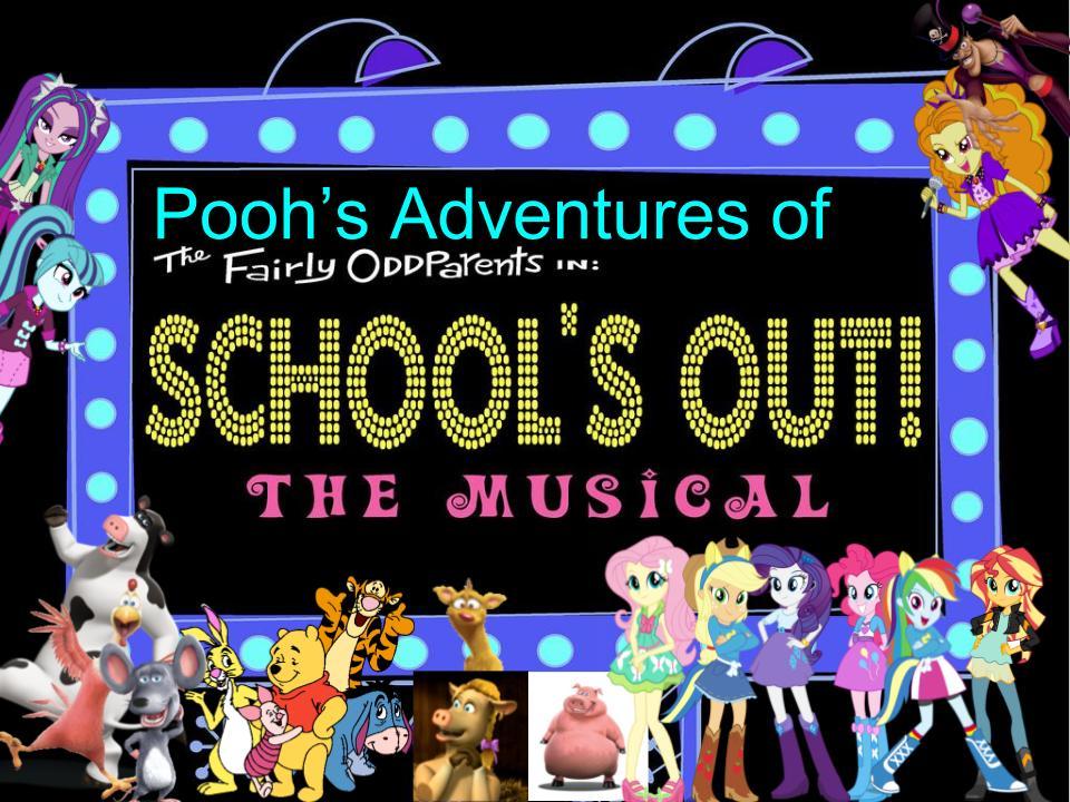 Pooh's Adventures (LegoKyle14's Poster 1) by magmon47