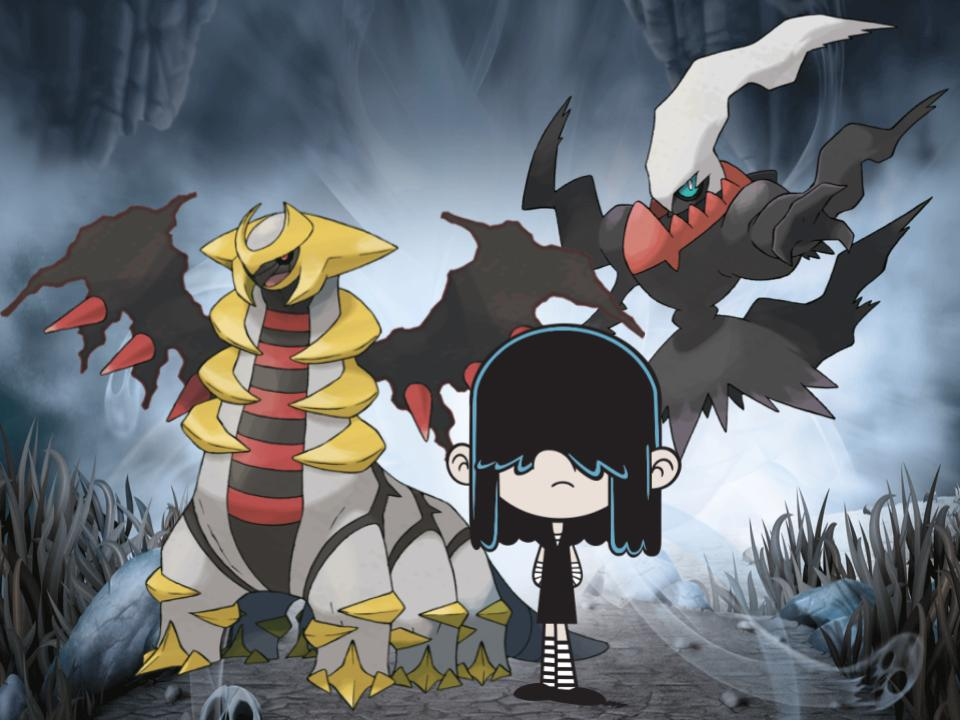 Lucy's Legendary Pokemon by magmon47