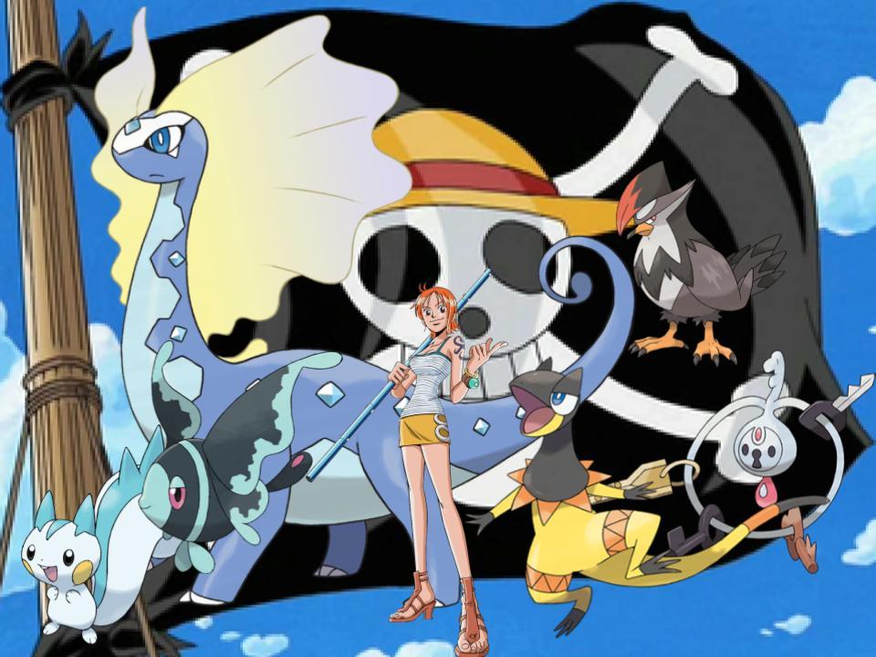 Nami's Pokemon by magmon47