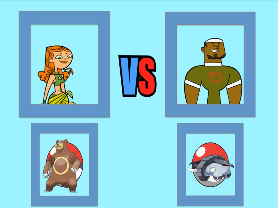 Round 1 Part 9: Izzy vs DJ by magmon47