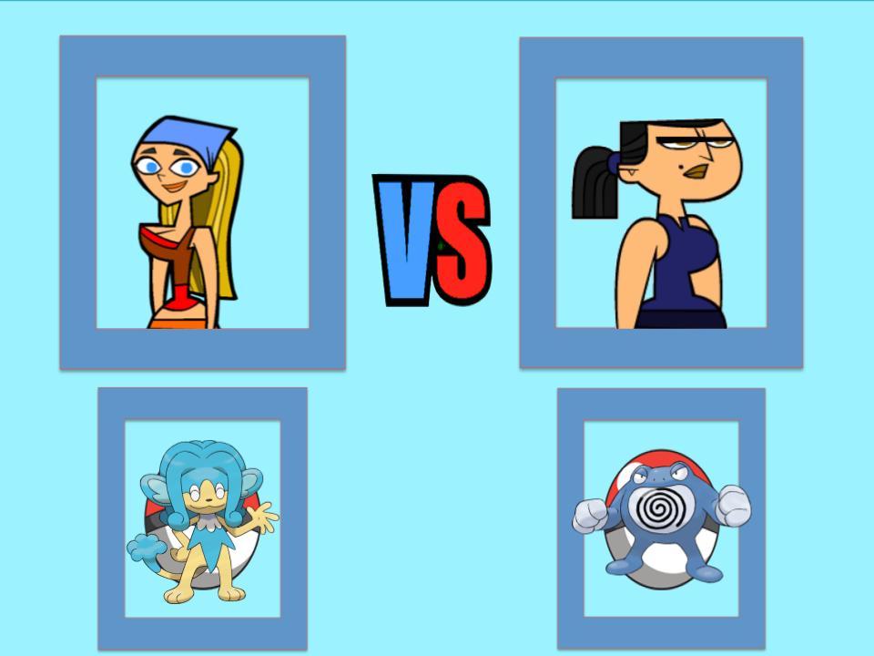 Round 1 Part 10: Lindasy vs Eva by magmon47