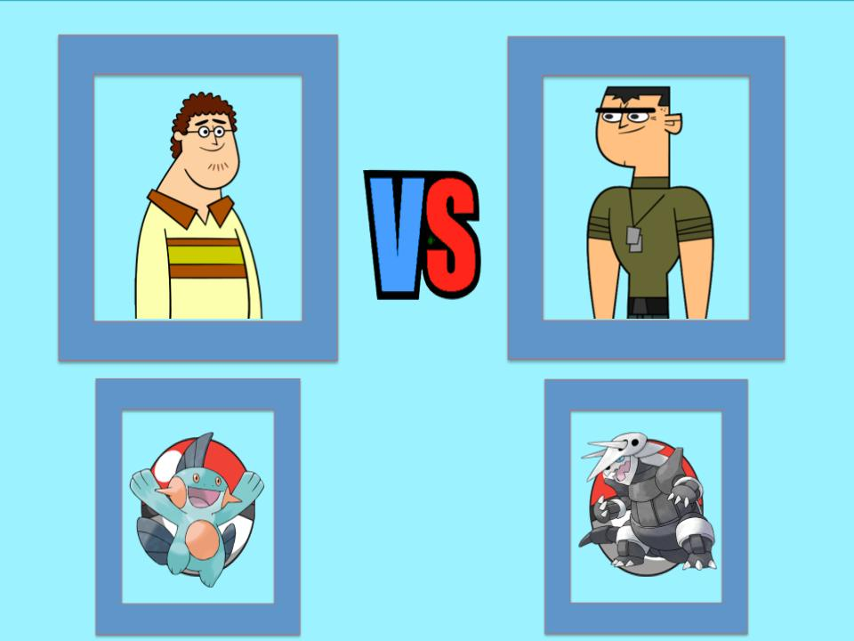 TDPBT (Season 2) Round 1 Part 3: Brick vs Sam by magmon47