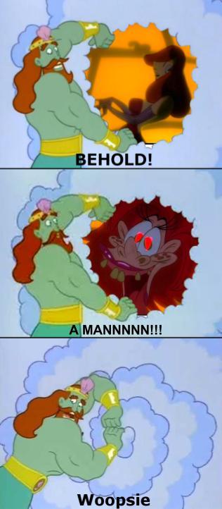 Behold Meme! by magmon47