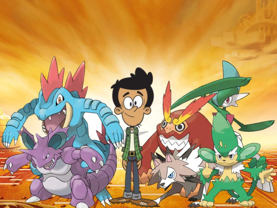 Bobby's Pokemon by magmon47