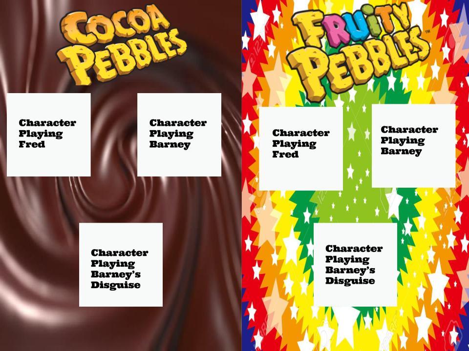 Pebbles Character Meme by magmon47