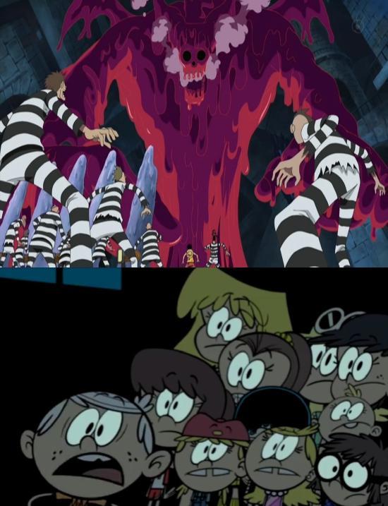 Loud Kids Scared of Magellan by magmon47