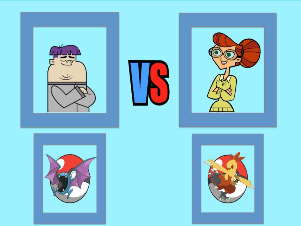 TDPBT (Season 3) Round 1 Part 1:Max vs Scarlet by magmon47