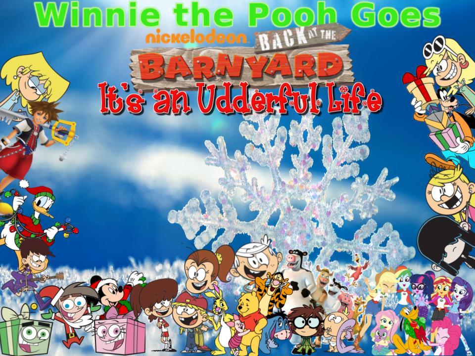 Pooh/Barnyard Christmas Special by magmon47