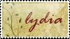 lydia stamp by peterdawes