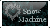 Snow Machine Stamp by peterdawes