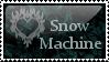 Snow Machine Stamp by peterdawes