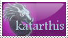 Katarthis Stamp by peterdawes