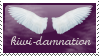 kiwi-damnation stamp by peterdawes