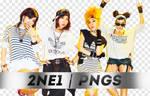2NE1 PNG