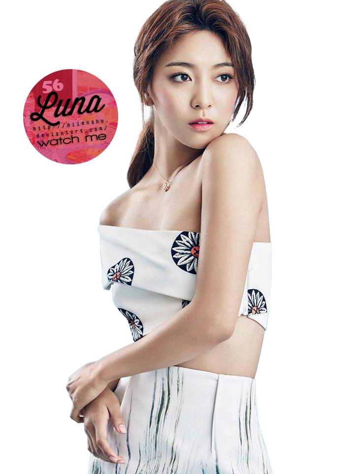 Luna f(x) PNG by MilenaHo