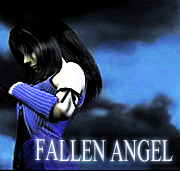 Fallen Angel by MissHeartillyUK