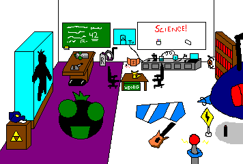 The Lab by gizmo2300