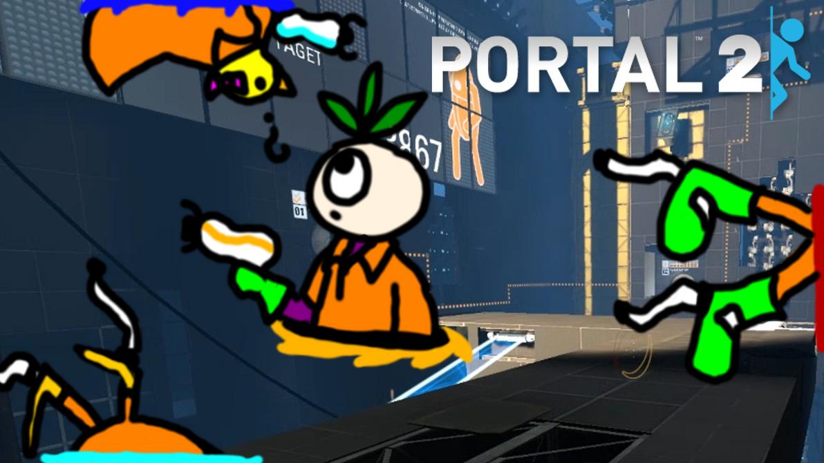 Portal 2 Thumbnail - Play Ball! by gizmo2300
