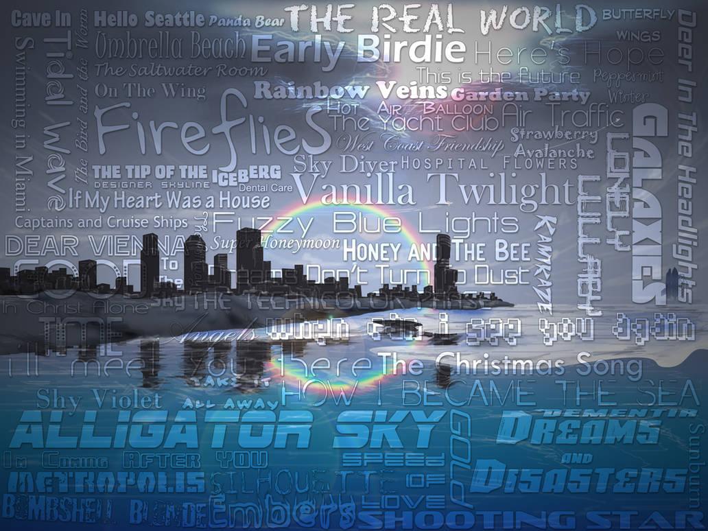 Ocean Eyes + All Owl City Song Titles! by GalaxyInvader on DeviantArt