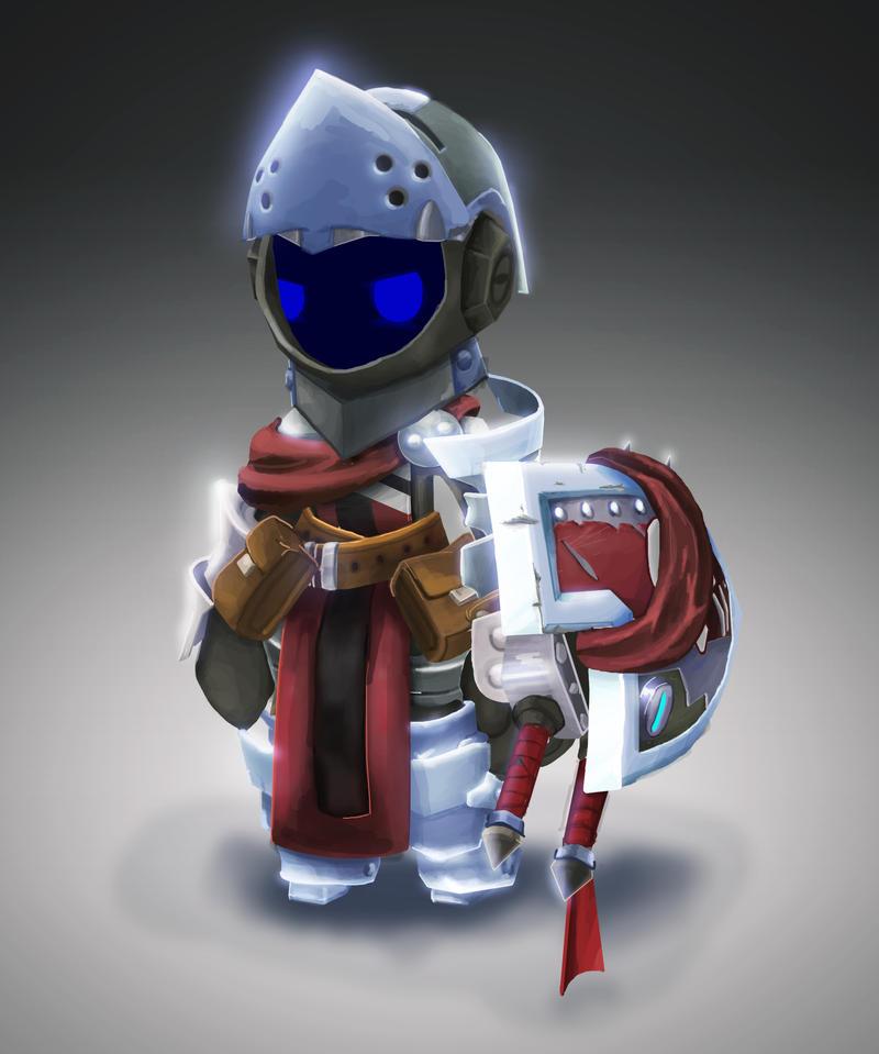 SK - Cobalt 5* by GalaxyInvader