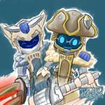 Spiral Knights - Cheer up my friend!