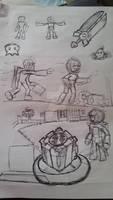 Sketch 001 SK and also Portal