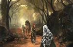 A pic of Baldur's Gate