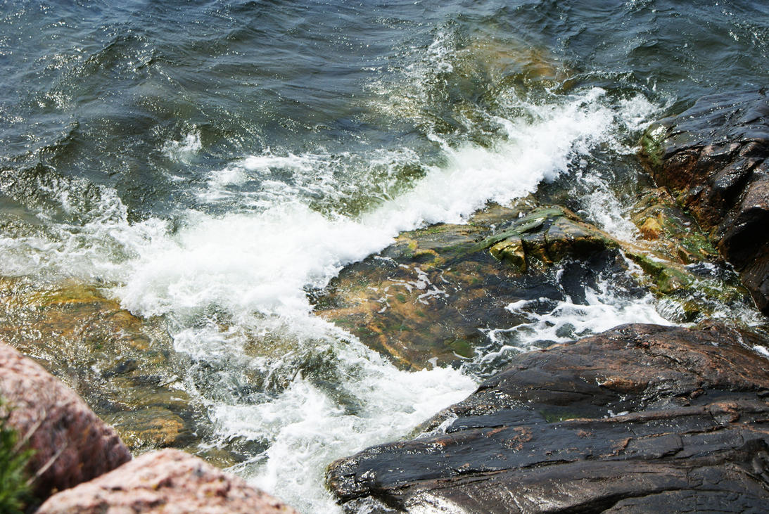 The wild water by NightmareCupcake