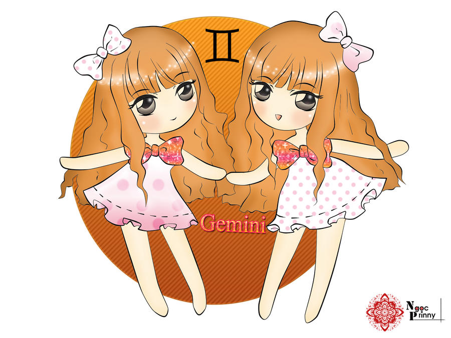 Gemini CHibi