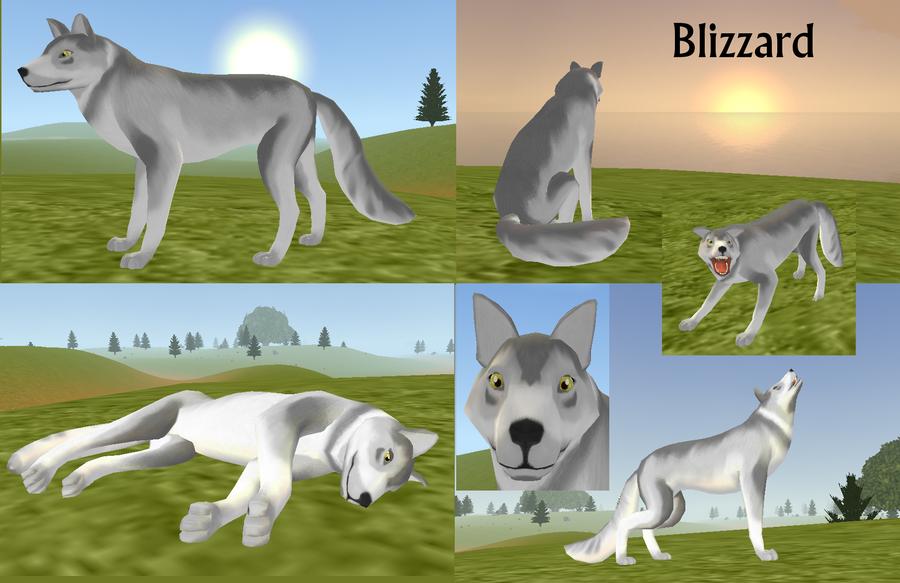 Crearé un nuevo Wolf's Rain con mis personajes de FH Blizzard___feral_heart_preset_by_ki_cortana-d5i6fi4
