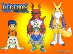 Digimon Wallpaper