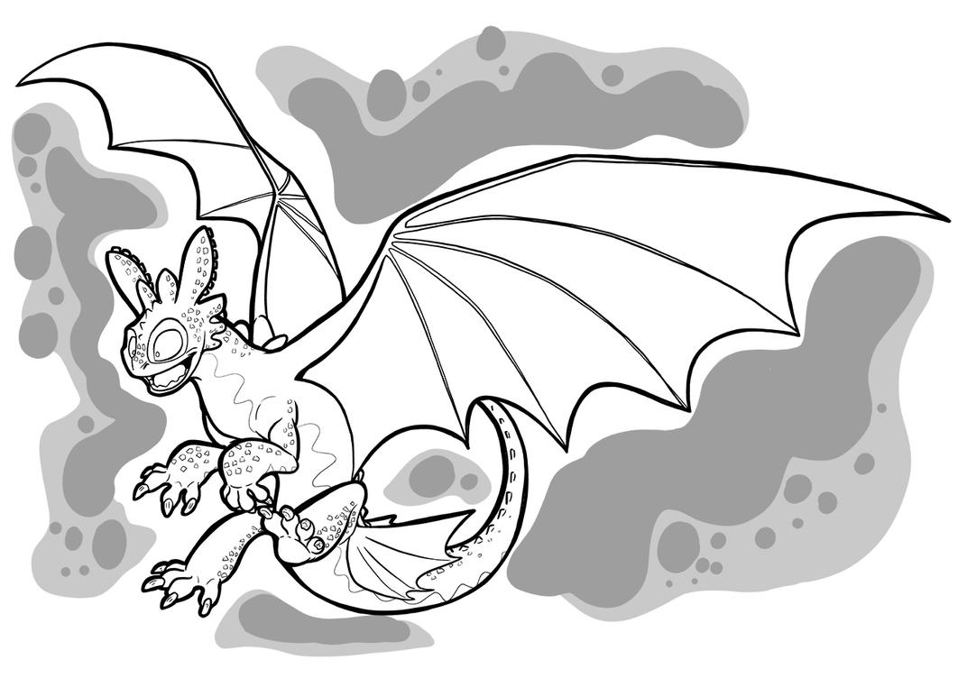 Dragon Day - HTTYD2 by secoh2000