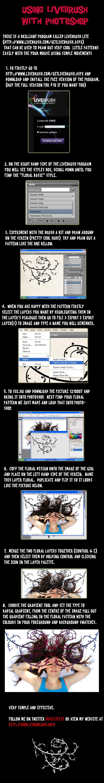 Livebrush with Photoshop by rev-Jesse-C