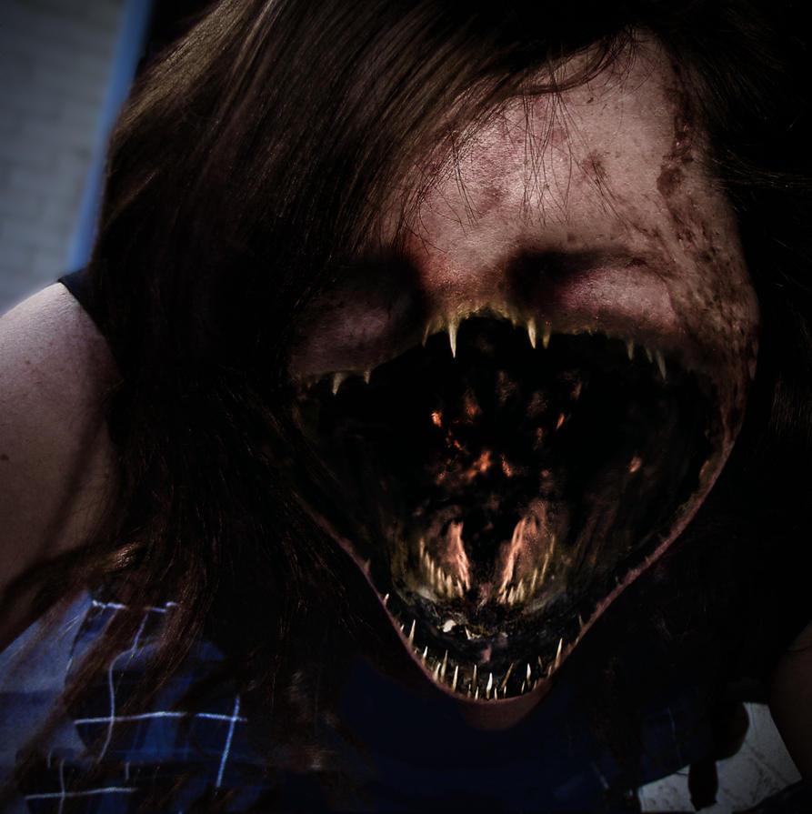 teeth girl by rev-Jesse-C