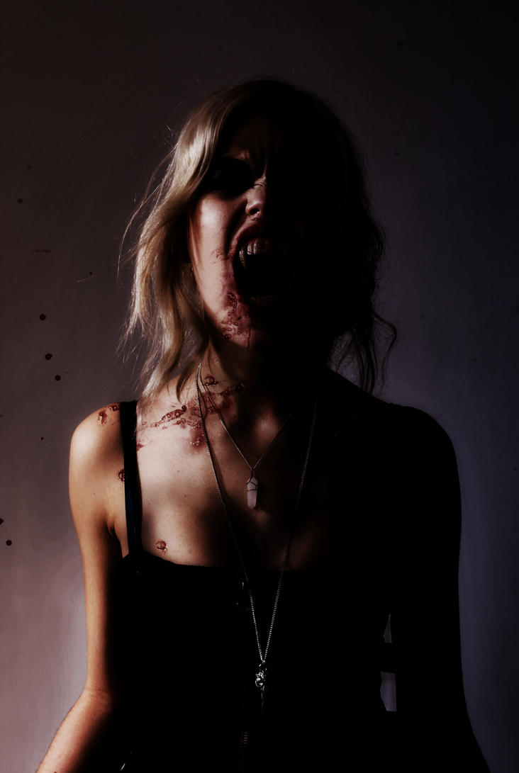 Vampire by rev-Jesse-C